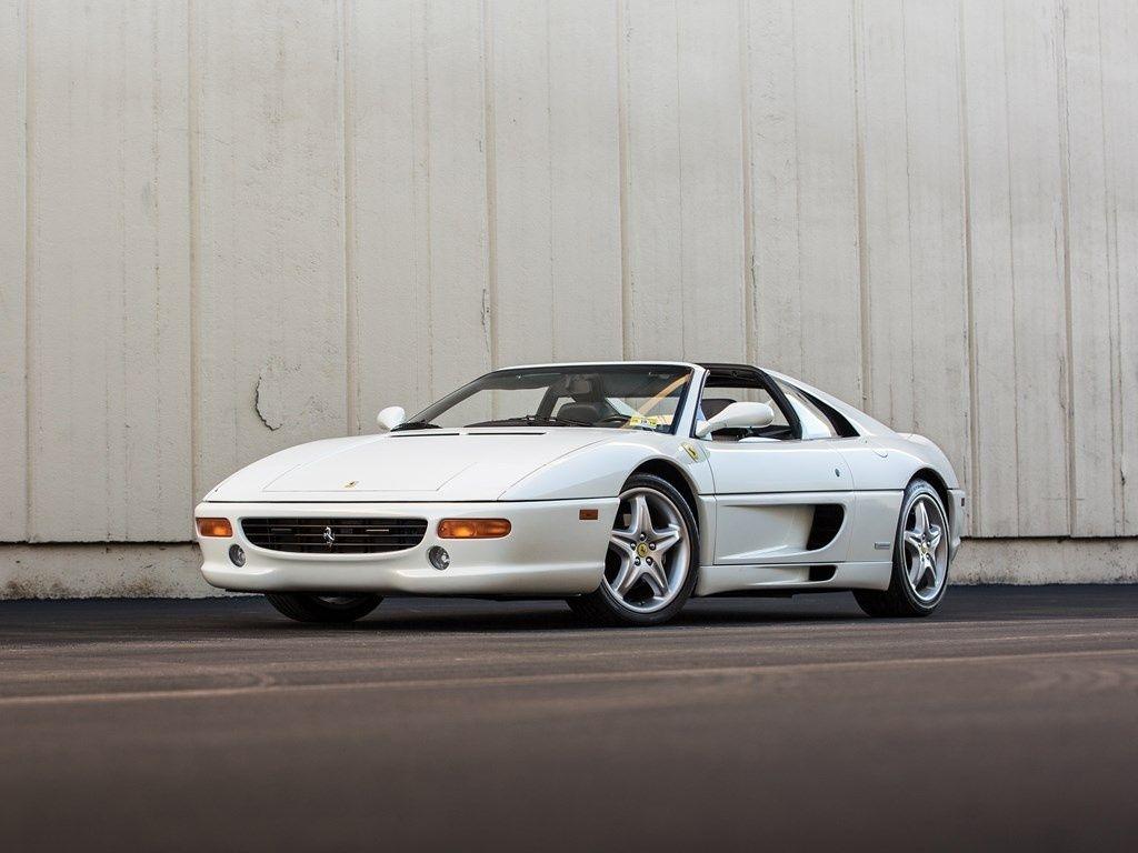 1999 Ferrari F355 F355 Gts Classic Driver Market