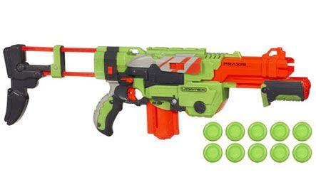N-STRIKE STAMPEDE ECS nerf gun