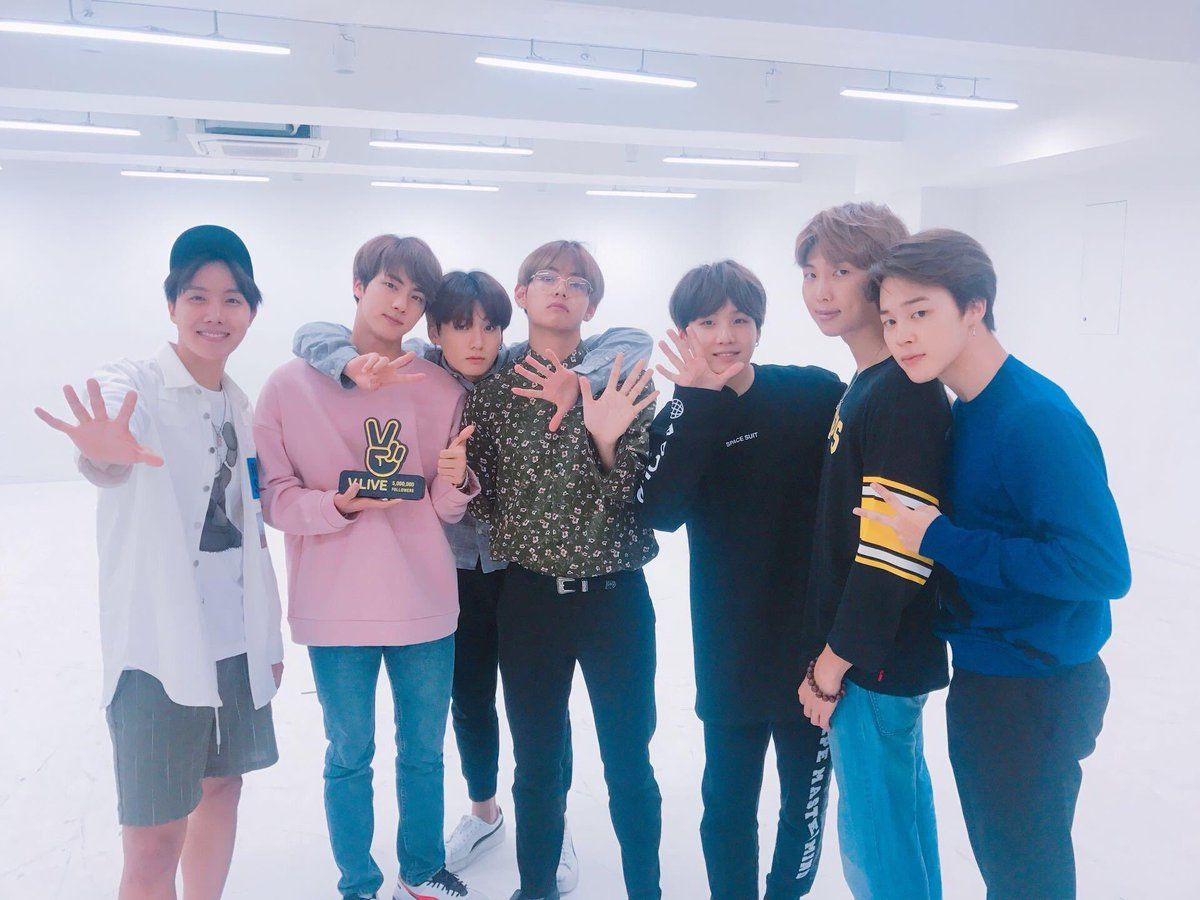 (37) BTS - Busca do Twitter