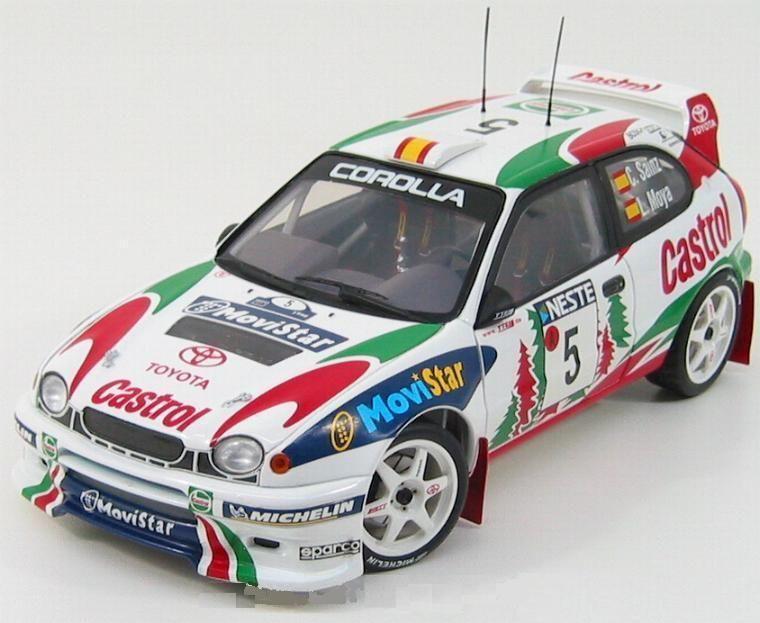 Toyota Corolla WRC Rally