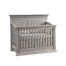 Baby Cache Vienna Lifetime Crib Ash Gray Cloudb