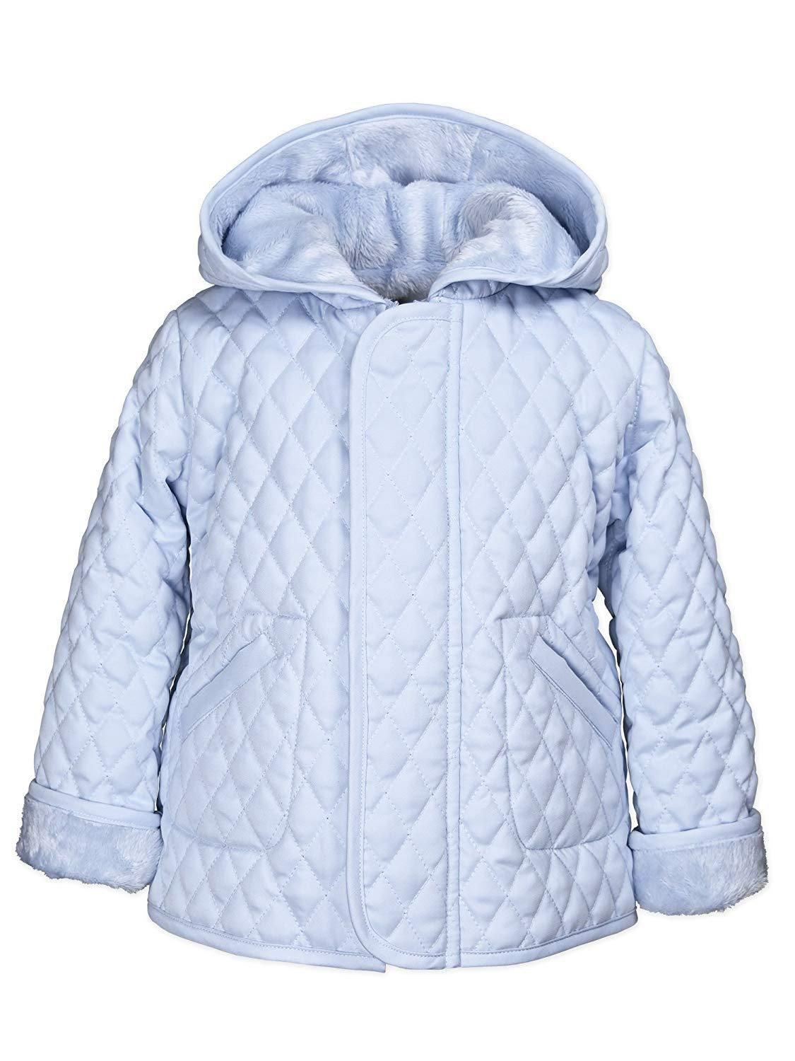 e959d56d2 Widgeon Light Blue Hooded Barn Jacket (2T and 3T only)