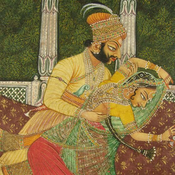 indian miniatures  so amazing! | stuff i love | Indian art, Antique