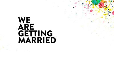 Examples of One Page Wedding Websites | wedding belle. | Pinterest ...