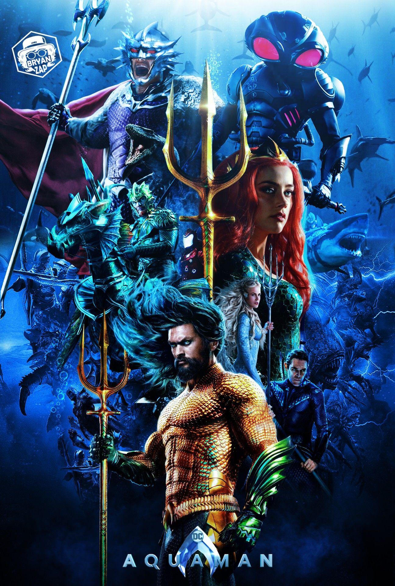 აქვამენი / Aquaman: (ქართულად)