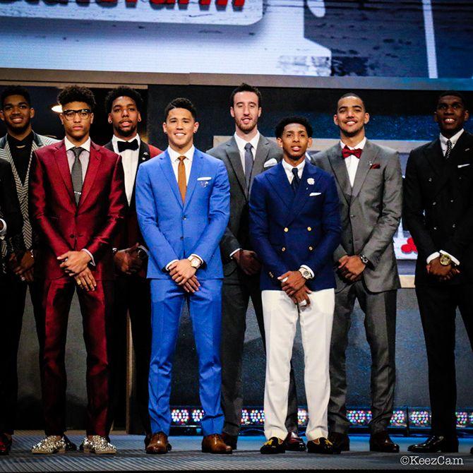 2015 NBA Draft Recap (PHOTOS)   Nba draft, Nba, Devin booker