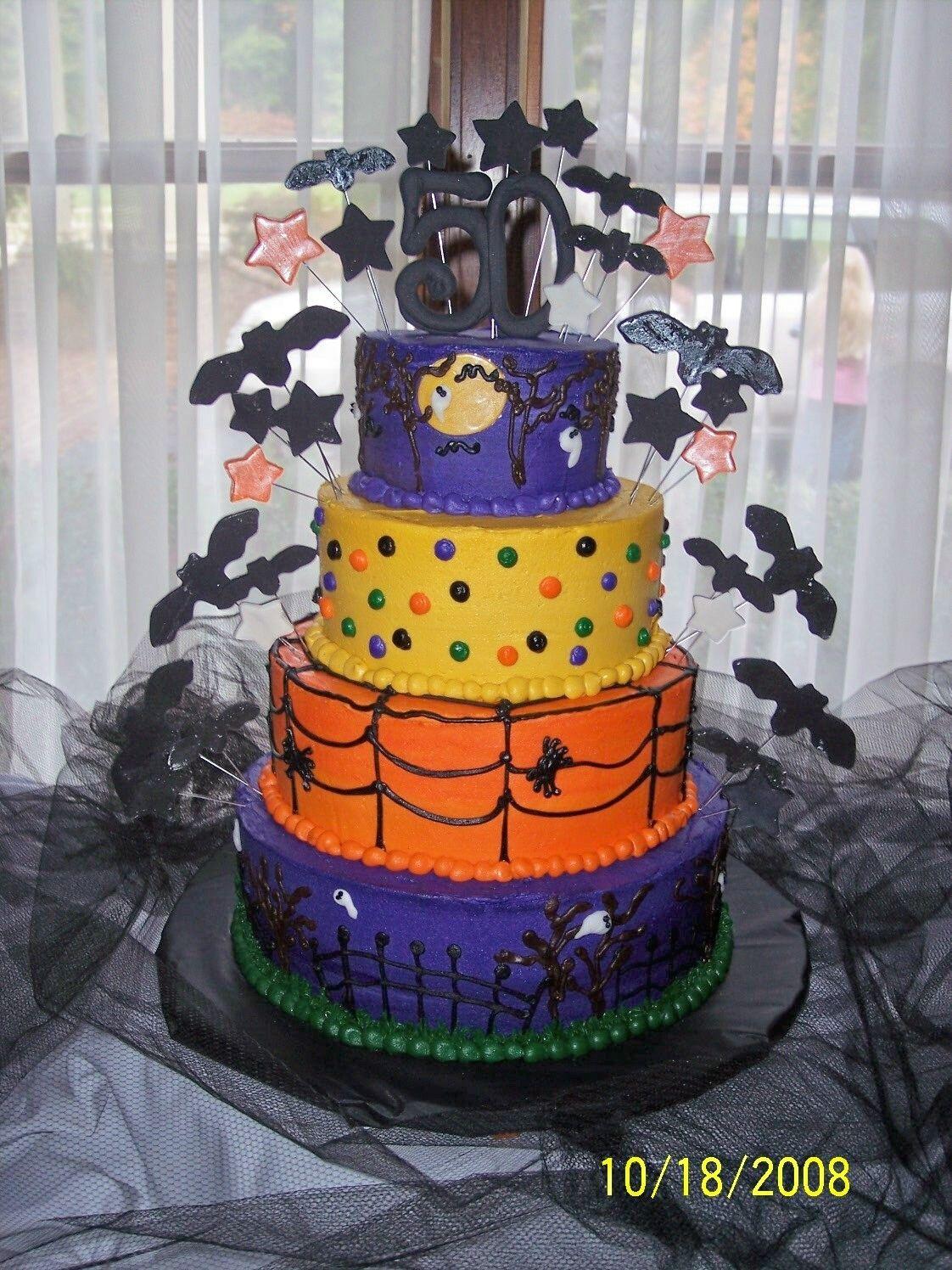 Halloween Cakes | sheet cake $ 35 1 2 sheet cake $ 45 | Halloween ...