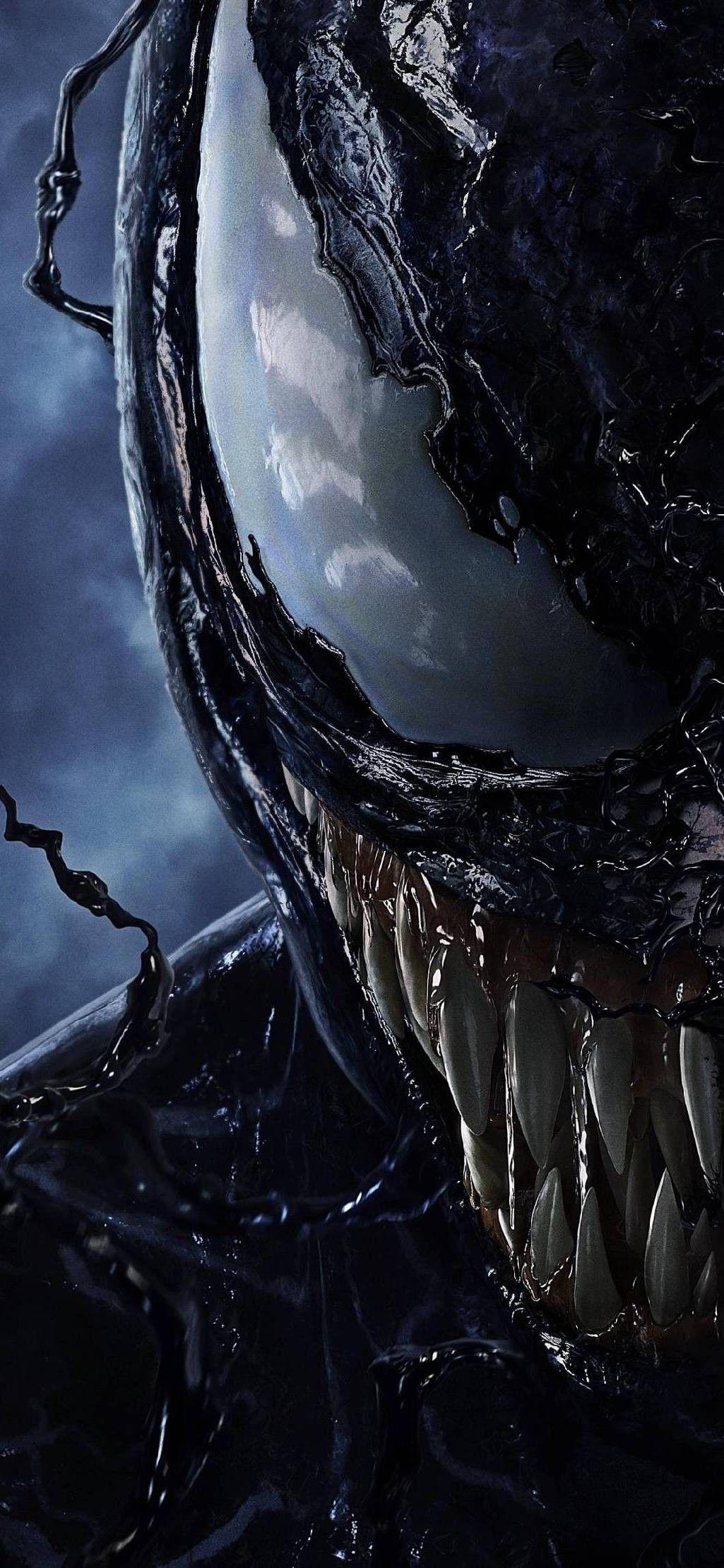 We Are Venom 4k Amoled Wallpaper Imagenes De Venom Venom Wallpaper Magnificos