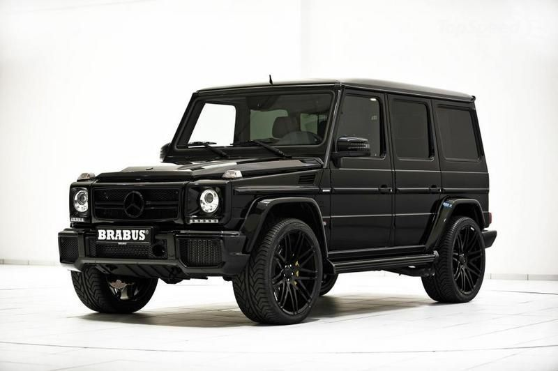 2013 Mercedes G63 Amg By Brabus Pictures Photos Wallpapers Met