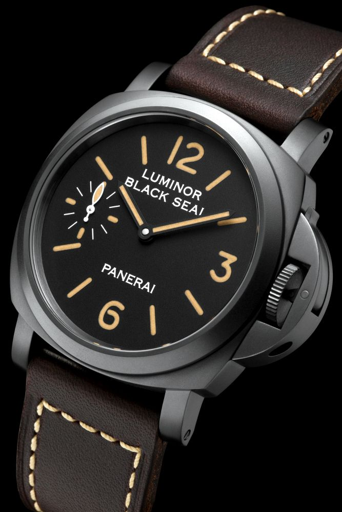 7ce66ef3dc4 Collecting Watches - the Panerai Luminor Black Seal and Luminor Daylight  Special Edition Set we not · Relógios Para HomensCacauRelógios ...