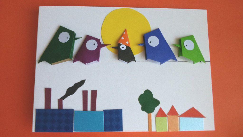 Birthday Origami Instruction Google Haku Askarteluideoita