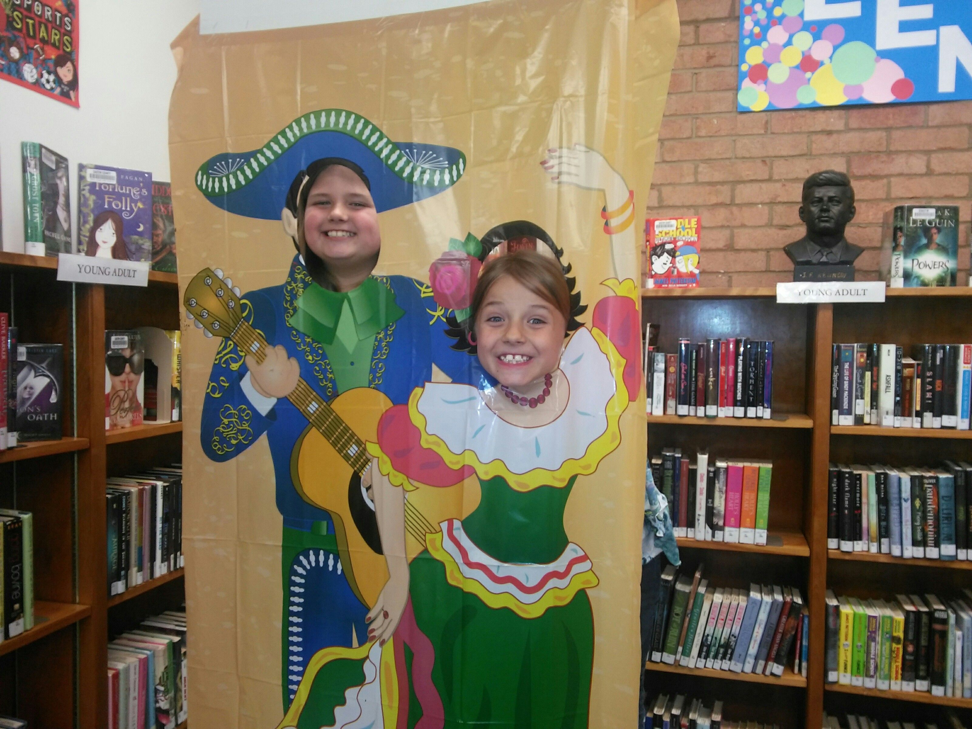 Cinco de Mayo celebration at the Stanley Branch