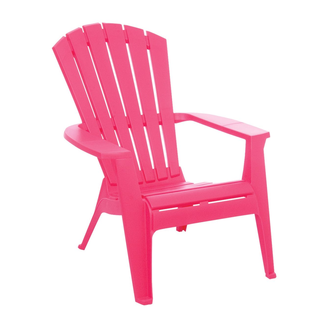24 99 Adams Adirondack Stacking Chair In Pink 8370 07