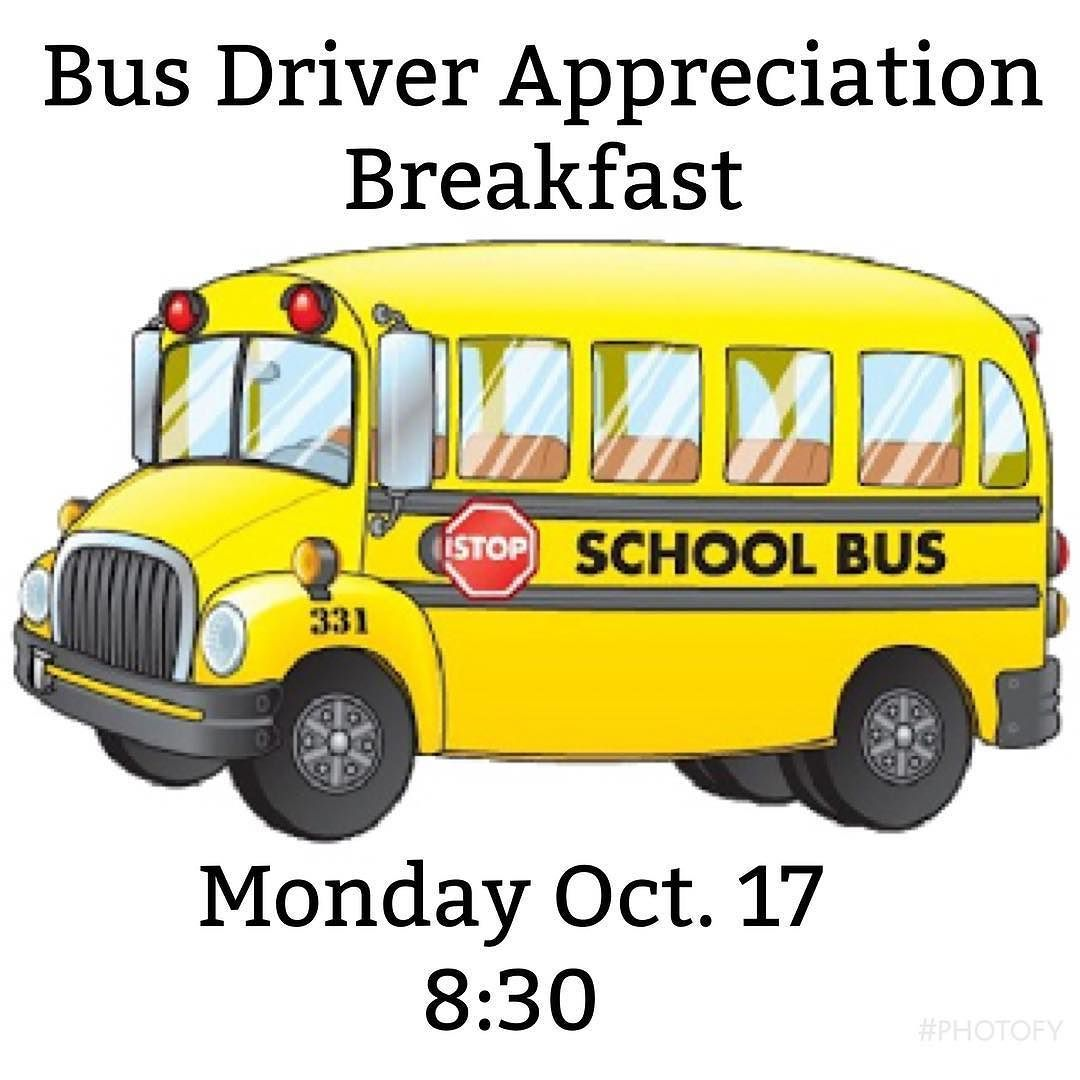 Weetigers Mark Your Calendar To Celebrate Our Bus Drivers