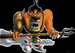 Tiny Tiger Gallery Crash Bandicoot Original Crash Bandicoot Bandicoot