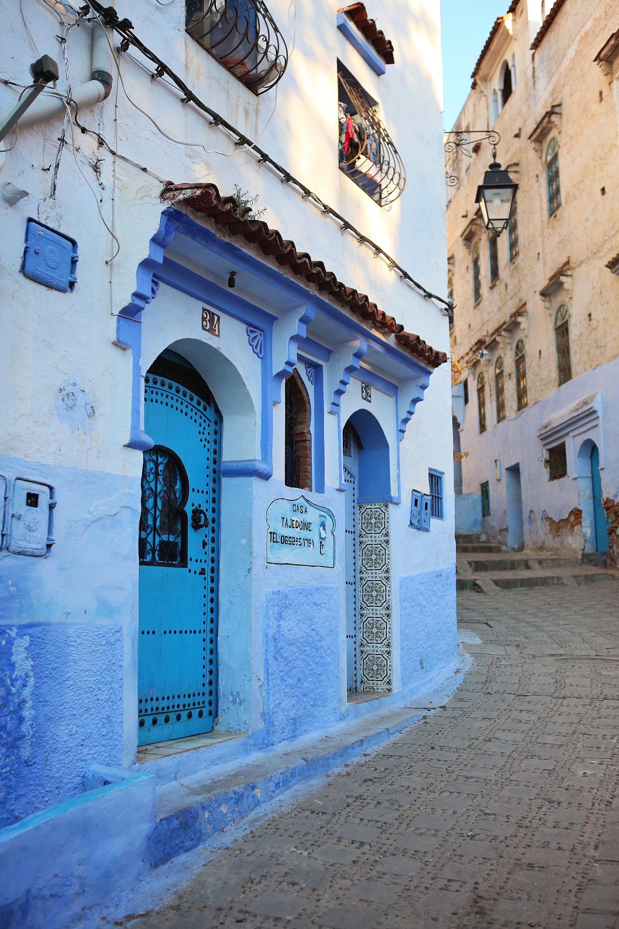 Recap & Guide To Chefchaouen, Morocco Morocco, Africa