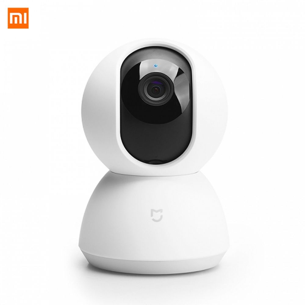 Xiaomi Mijia Cctv Smart Ip Camera 720p Wifi Pan Tilt Night Vision