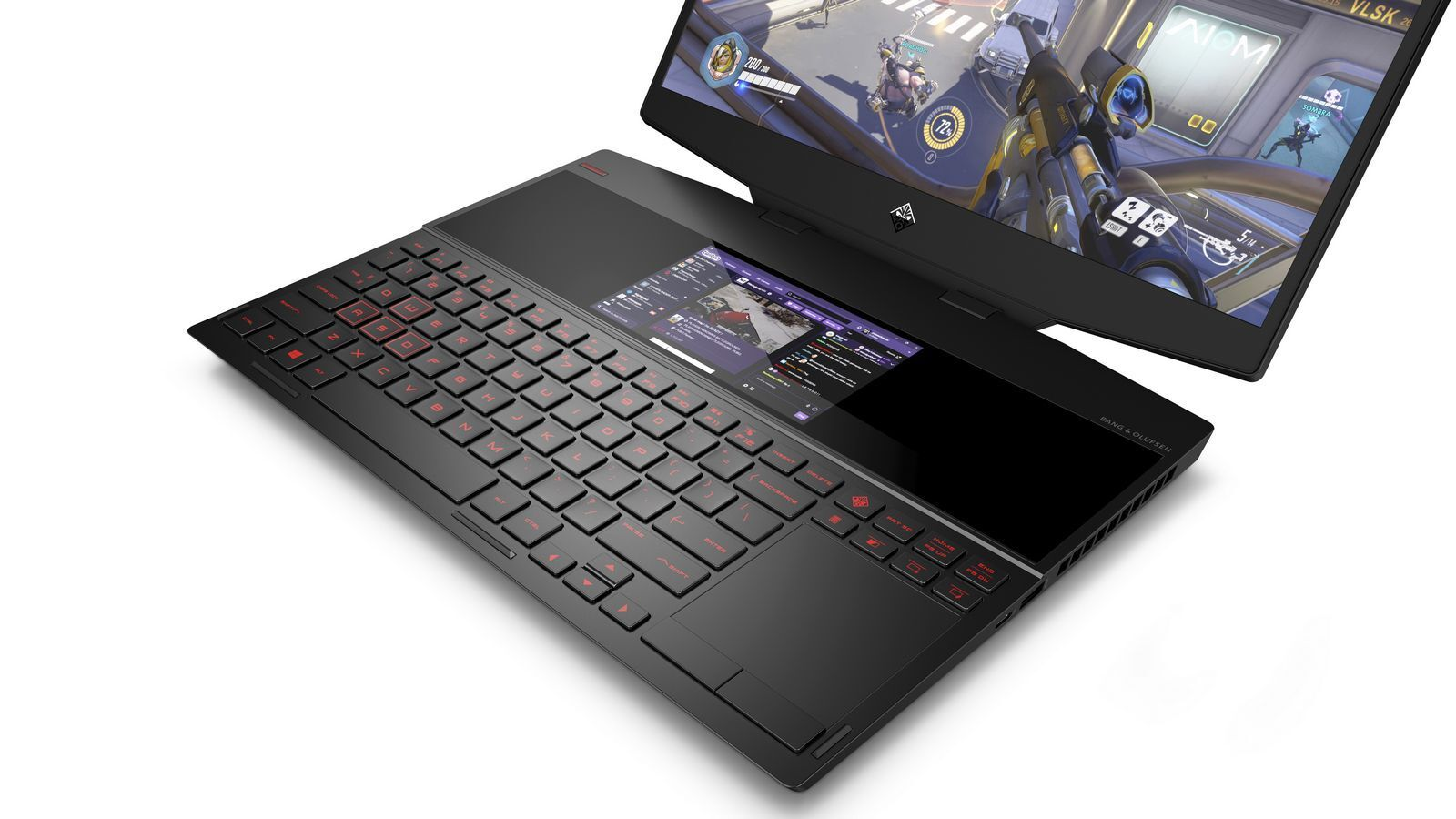 Hp S Omen X 2s Is A Dual Screen Gaming Laptop Gaming Laptops Laptop Omen Laptop