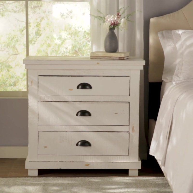 Castagnier 3 Drawer Bachelor S Chest Furniture