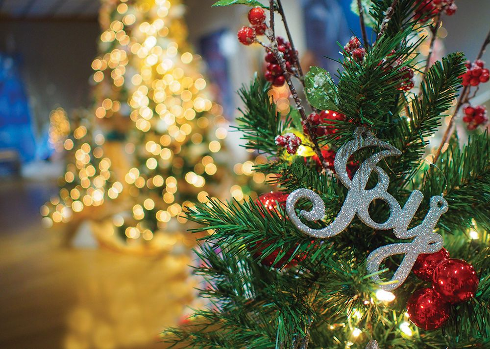 A fantastical holiday adventure at the muskegon museum of