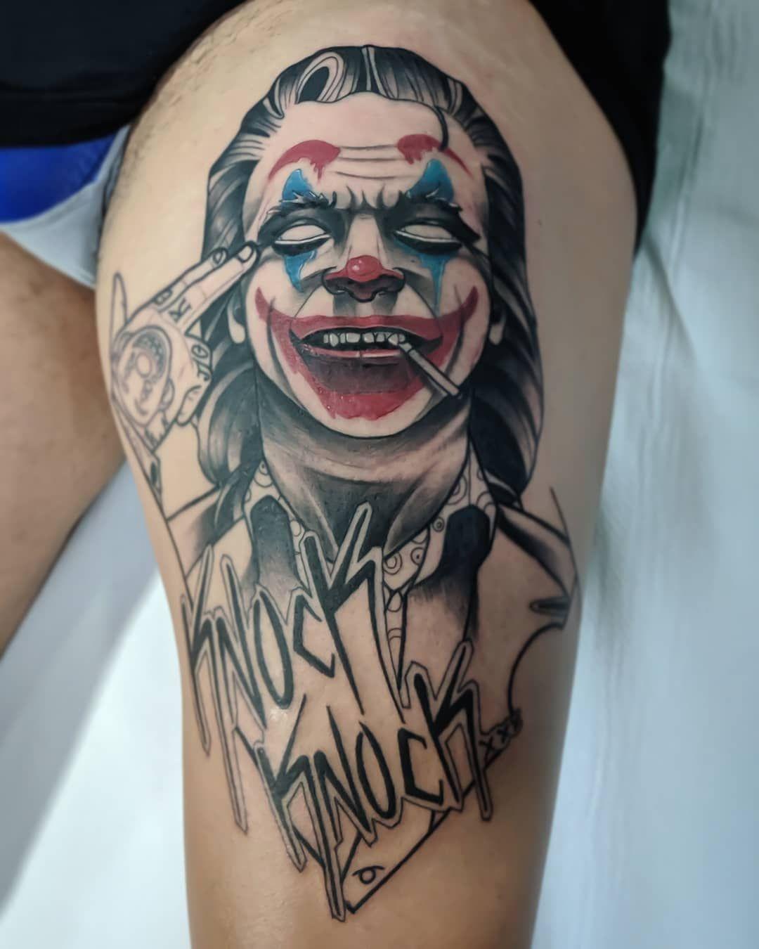 33 Cool Joker Tattoos That You Will Love Joker Jokertattoo Jokertattoos Tattoos Joker Tattoo Design Tattoo Designs Joker tattoo pics hd