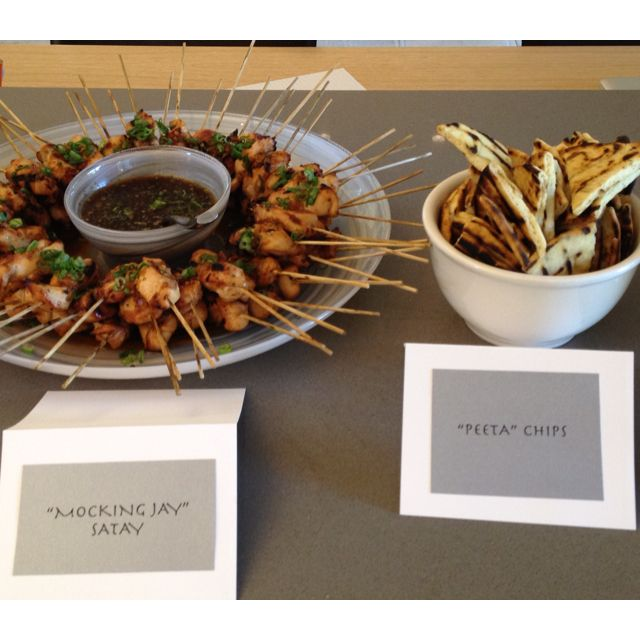 Hunger games book club food ideas hunger games party food ideas hunger games book club food ideas forumfinder Images