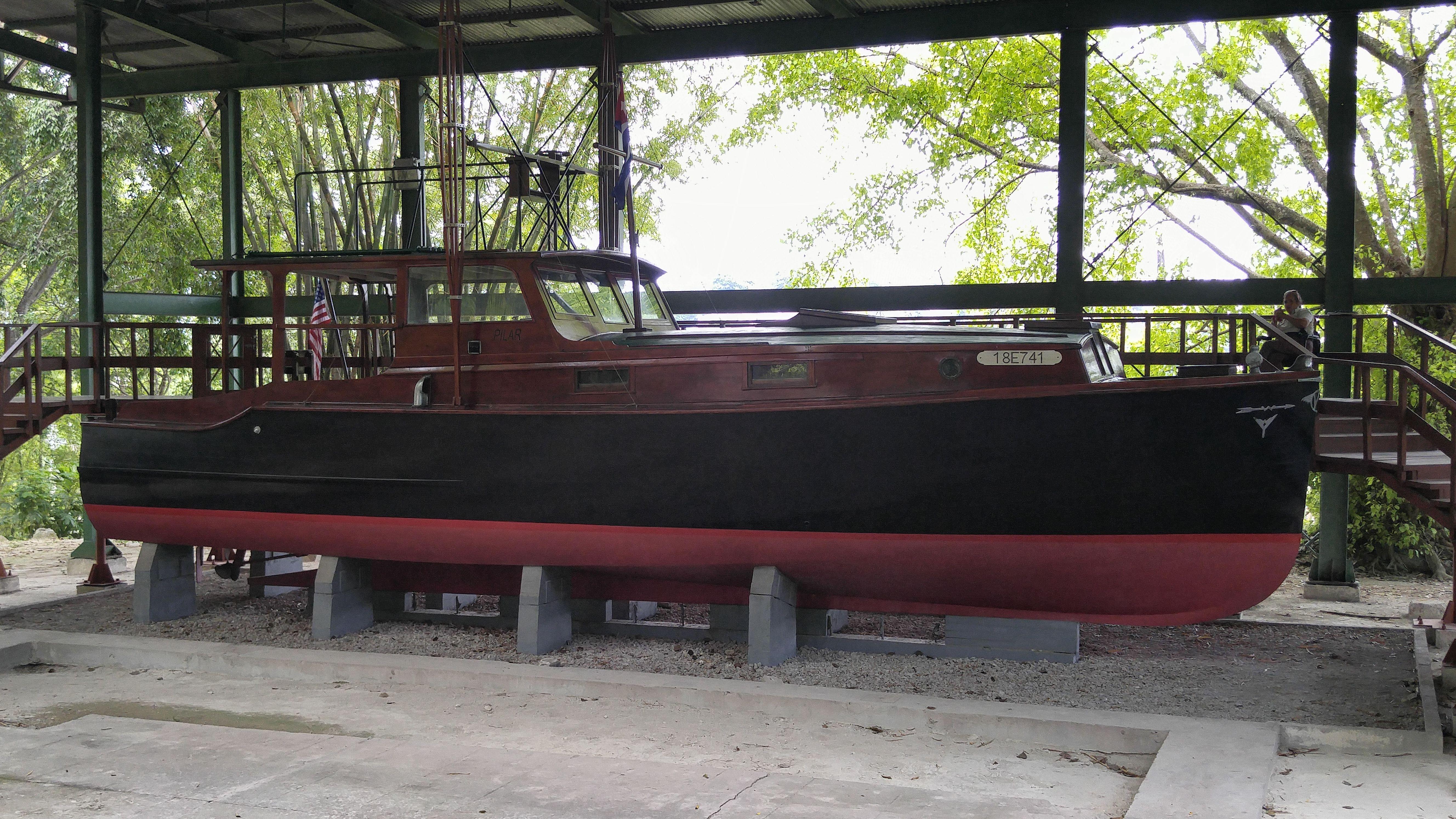 Ernest Hemmingway S Boat Key West Cuba Travel Luxury Travel Travel Agency