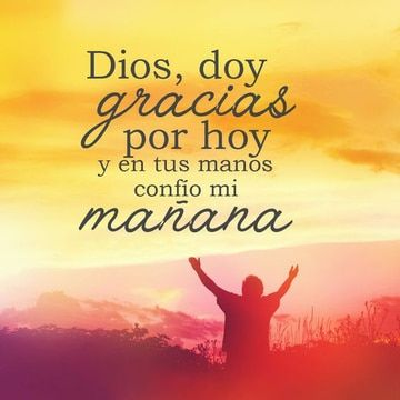 lindas postales de agradecimiento a dios para compartir