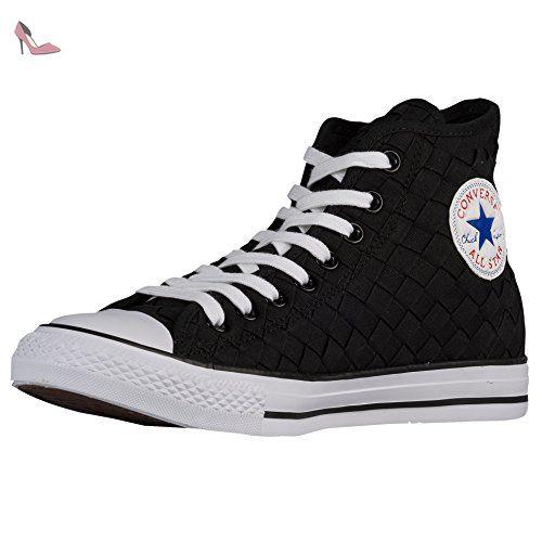 converse noir 45