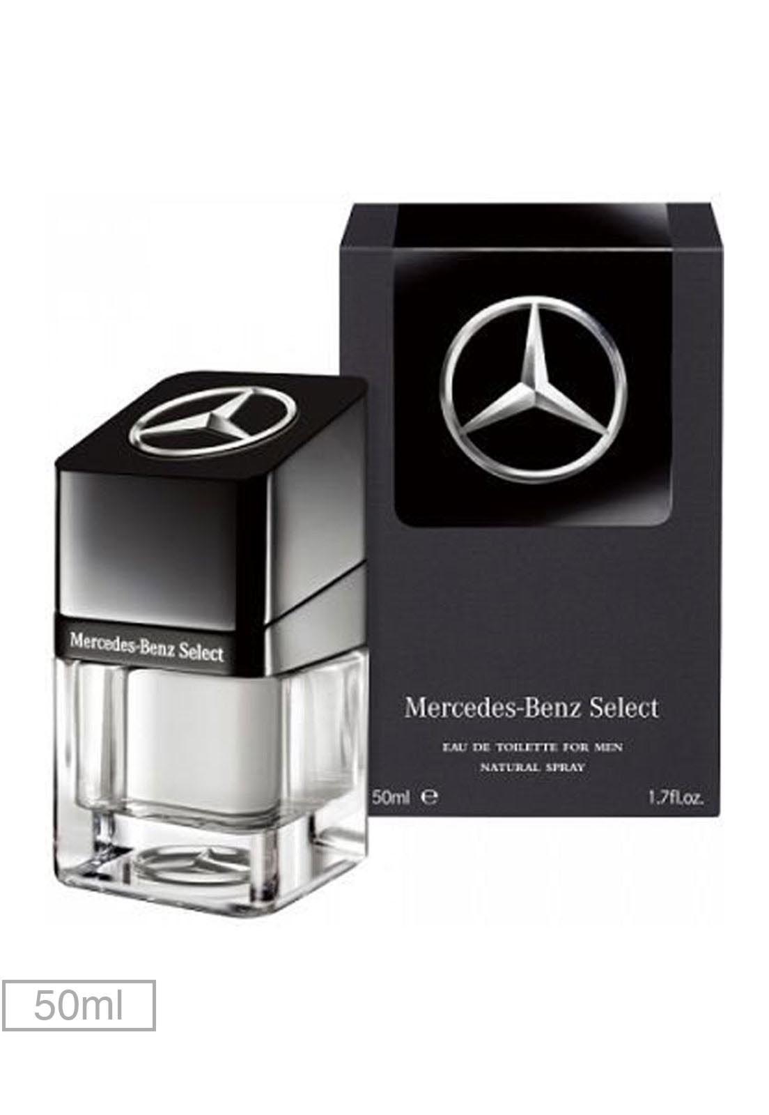 Perfume Mercedes Benz Select For Man 50ml | Mercedes benz