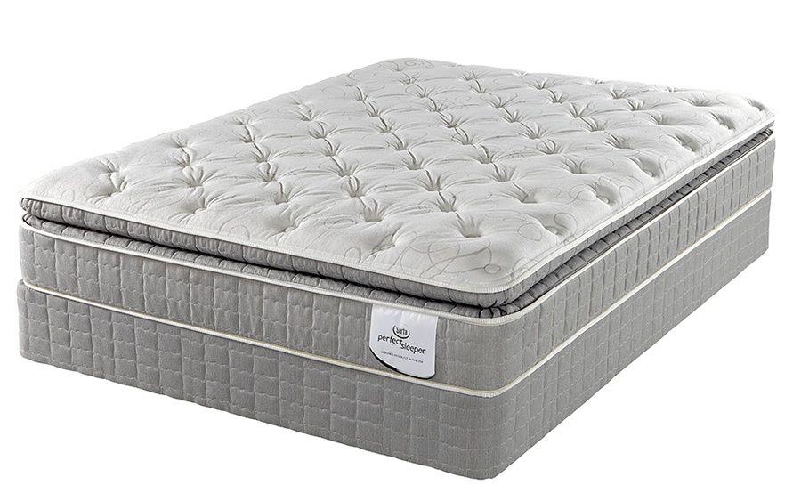 Serta Perfect Sleeper Super Pillow Top Mattress Sets With Gel