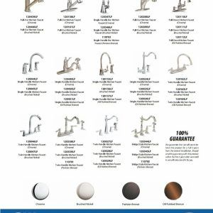 Diffe Types Of Bathroom Sink Faucets