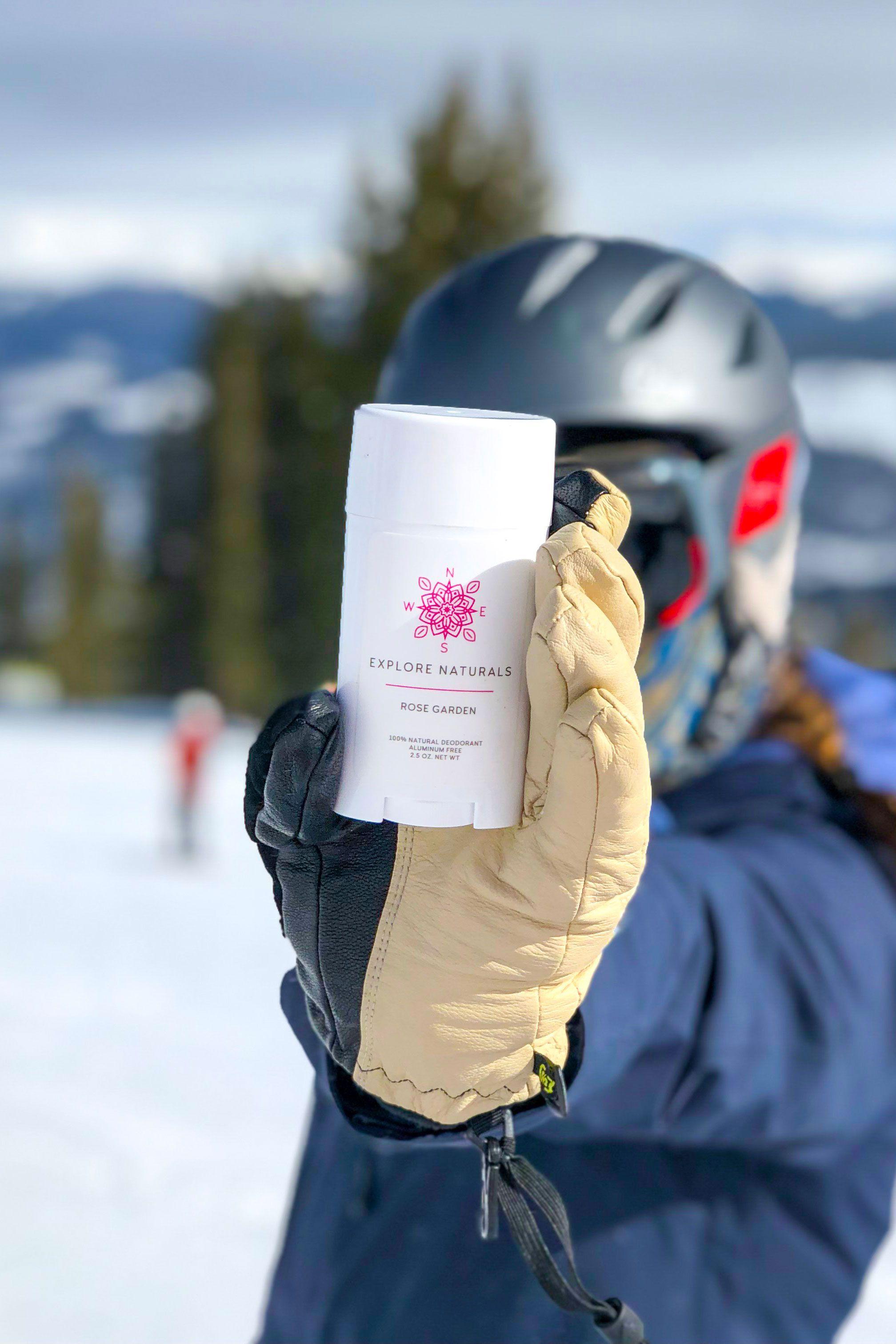 Aluminum free natural deodorant Natural deodorant