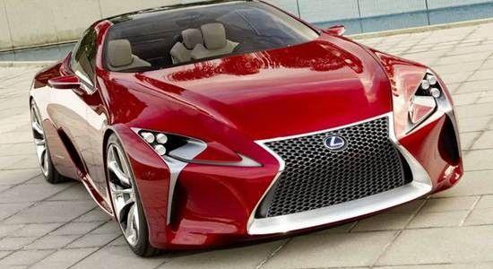2016 Lexus Lfa Price