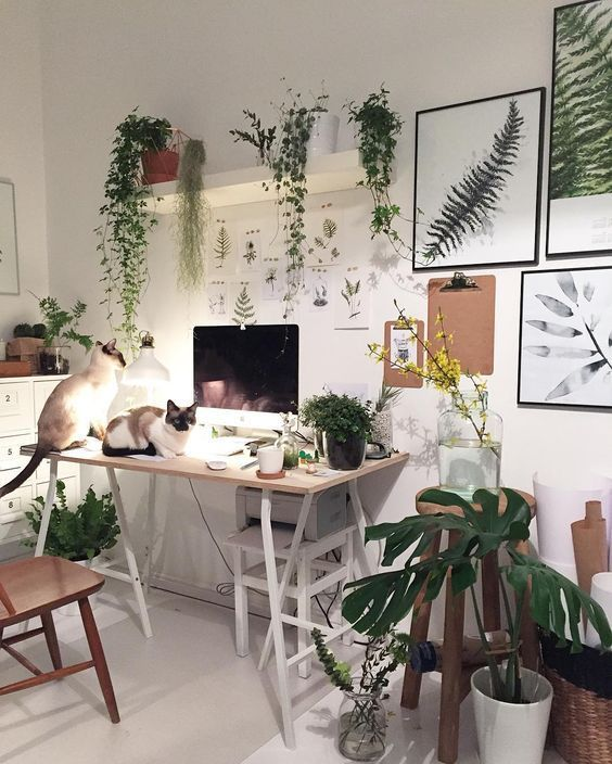 Photo of 50+ Home Office Space Design Ideas | Best Of Pinterest – The Architects Diary