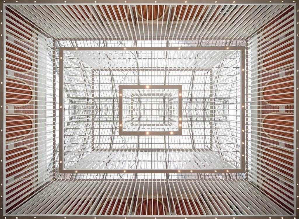 Nuevo atrio de entrada del Rijksmuseum de Ámsterdam por Cruz y Ortiz Arquitectos. Fotografía © Pedro Pegenaute. Imagen cortesía de Rijksmuseum.