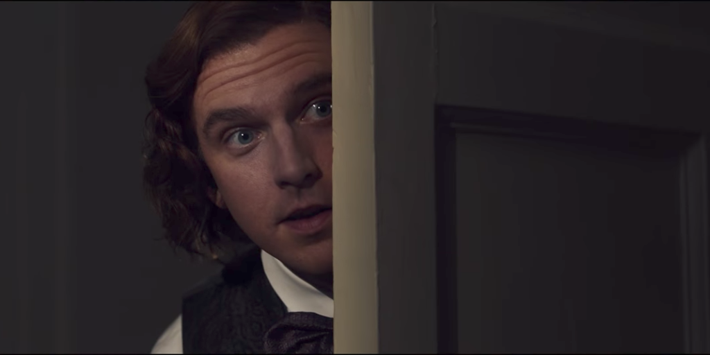 The Man Who Invented Christmas Trailer.Dan Stevens From Downton Abbey Is Playing Charles Dickens In