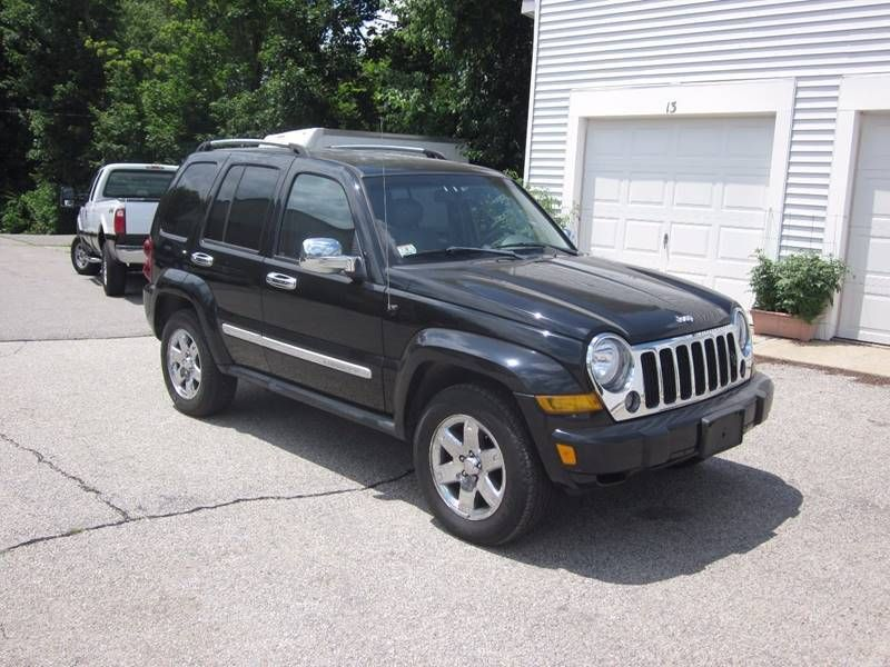 Great 2006 Jeep Liberty Limited Edition 2 8 L Diesel 4wd Suv