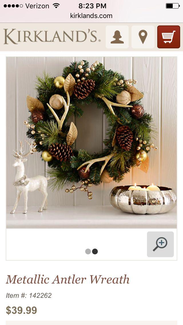 Kirklands | Christmas | Pinterest