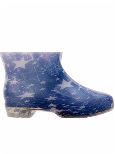 Stylish Womens Rain Boots Water Shoes High Leg With Cute Pattern Tyc073 * Check out the image by visiting the link.