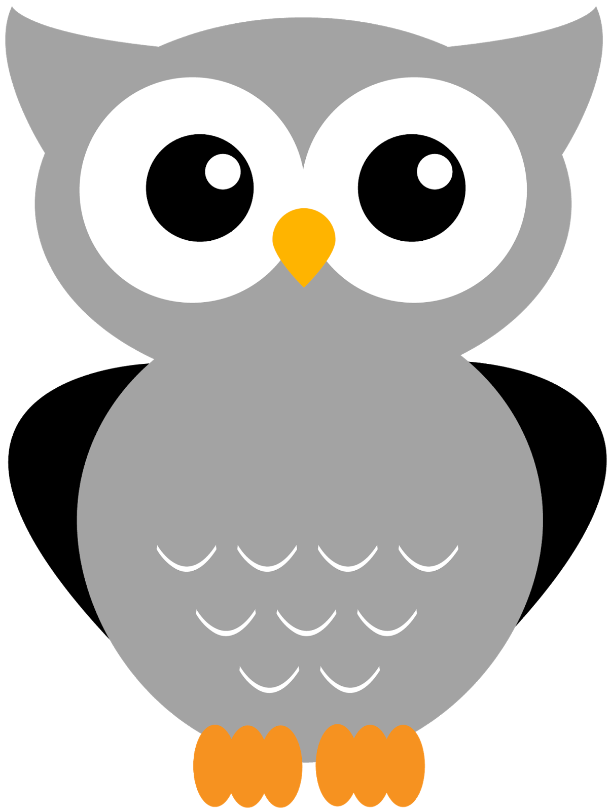 Giggle and Print | Owl printables, Owl clip art, Owl images