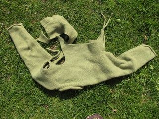Photo of Cosy Slippers From Your Old Woolly Jumper