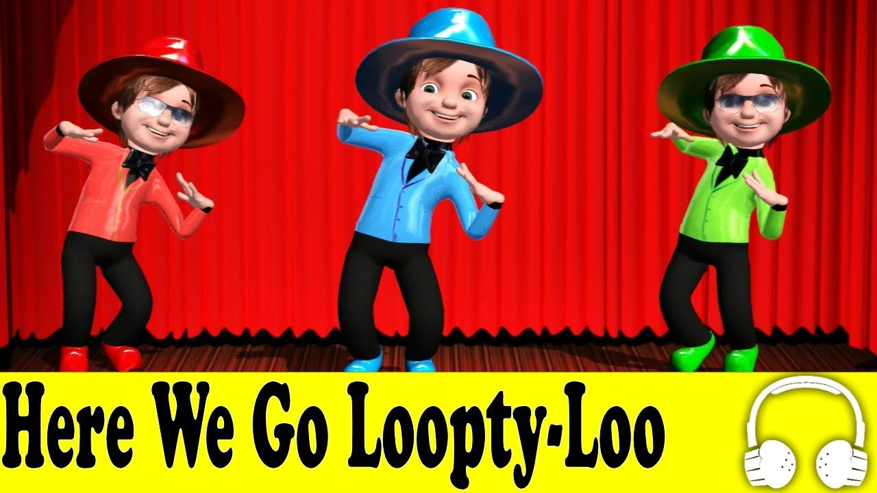 Here We Go LooptyLoo Family Sing Along Muffin Songs
