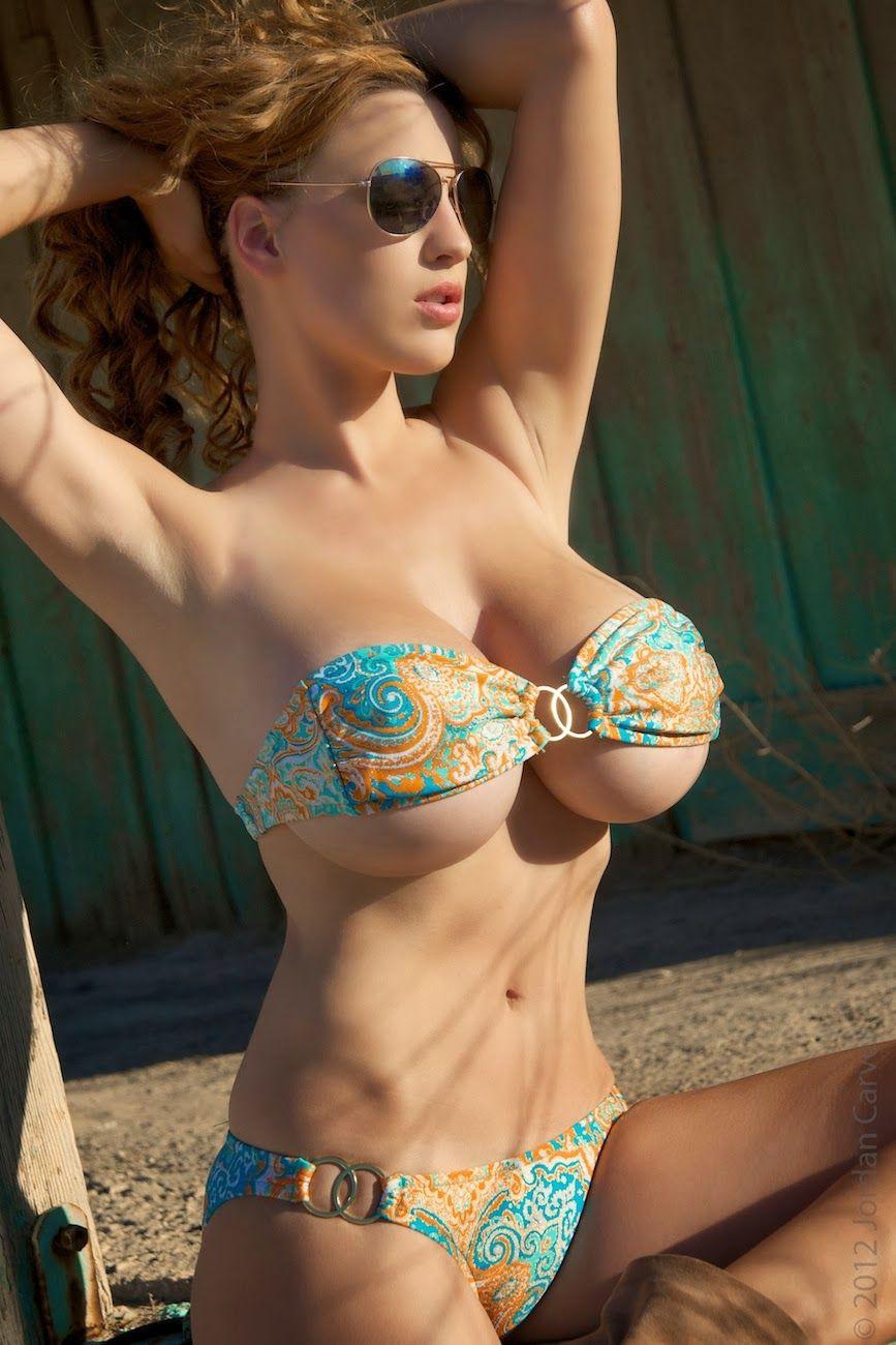 Nude hot bikini aunty