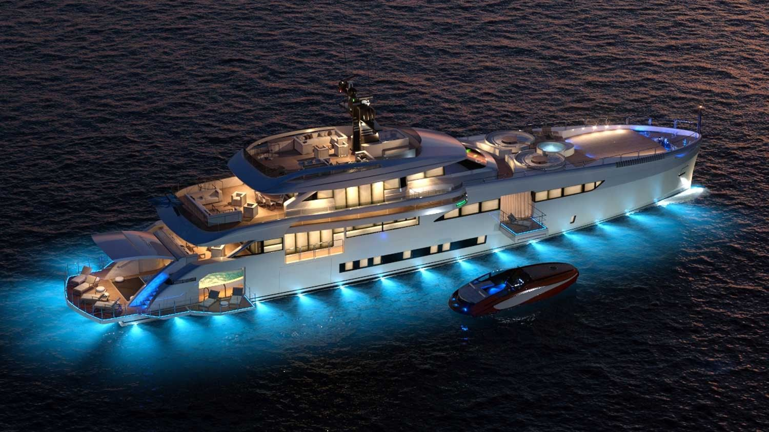 Our Newest And Most Luxury Yacht Renting Dubai Perfect For