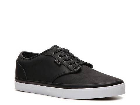 Vans Atwood Leather Sneaker - Mens  a46ef1e2c