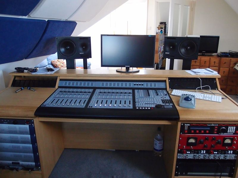 Image Result For Console Table Recording Consoles