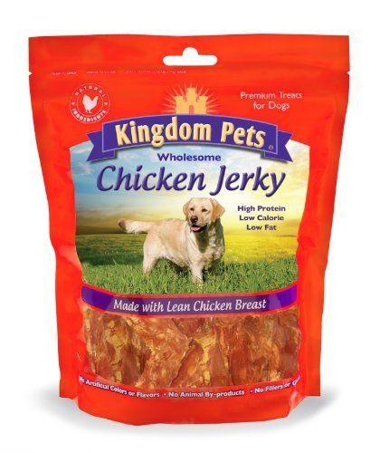 Kingdom Pets Premium Dog Treats Premium Dog Treats Chicken