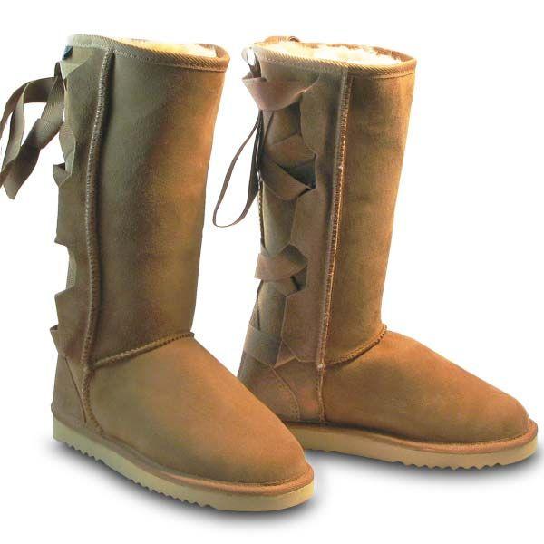 ugg boots tie