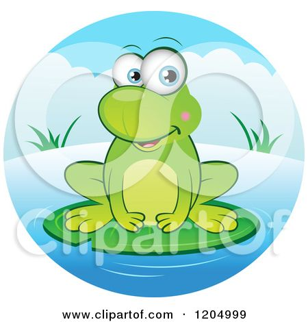 Cartoon Frog Pond Royalty Free Rf Clipart Of Frogs Illustrations Vector Graphics 1 Graffiti Alphabet Clip Art Clip Art Pictures